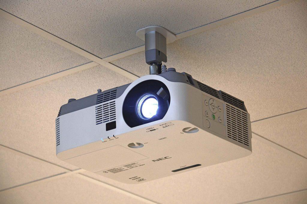 NEC-projektor-1