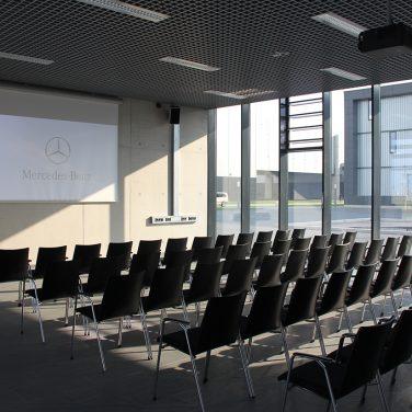 Mercedes-auditórium