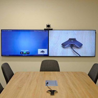 Teva - videokonferencia terem