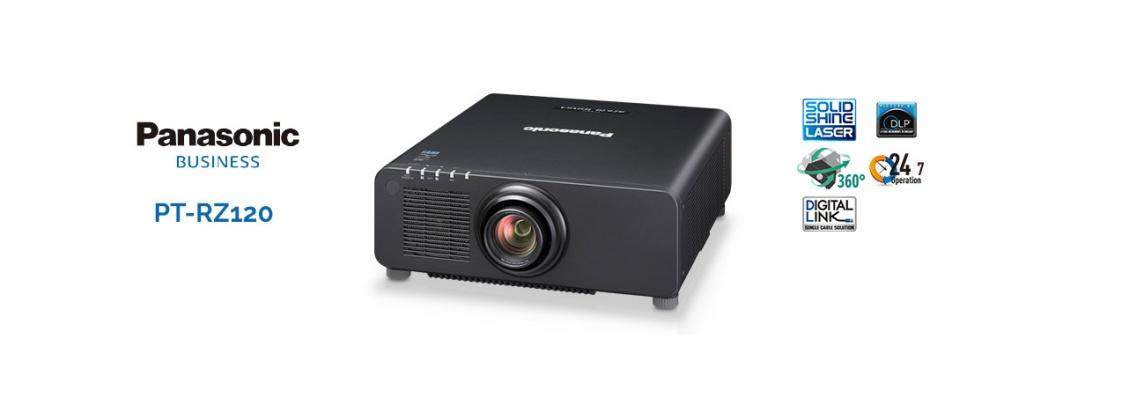 Panasonic pt-rz 120
